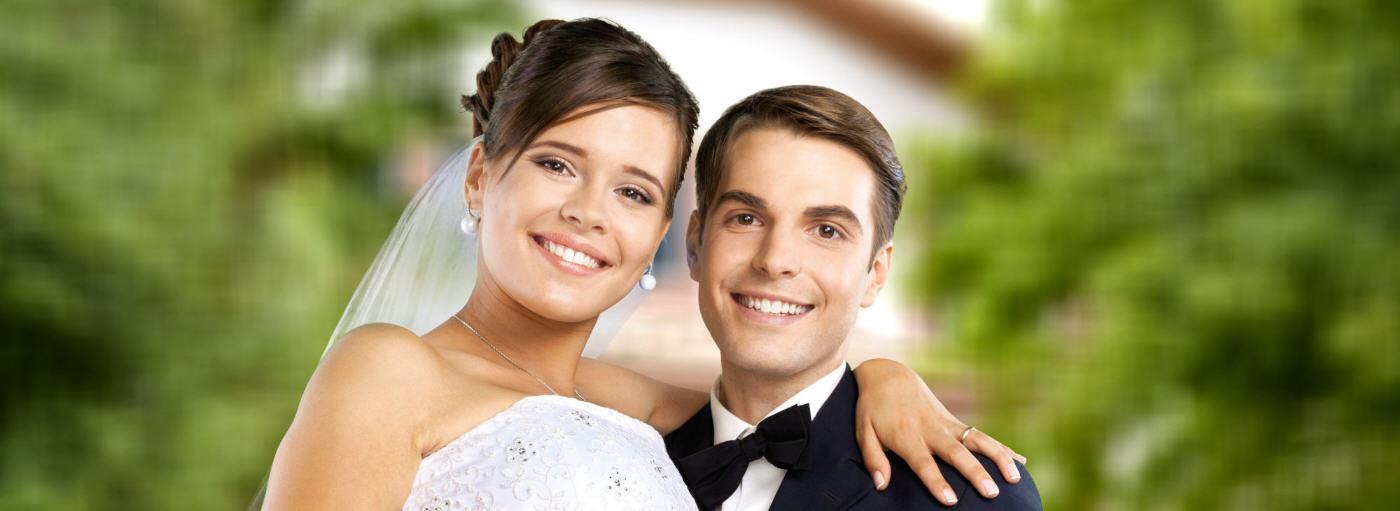 Heiraten im Gartenreich